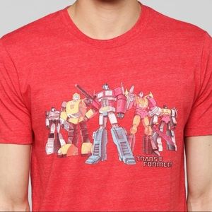 Brand New - Rare Vintage Inspired Transformers Tee